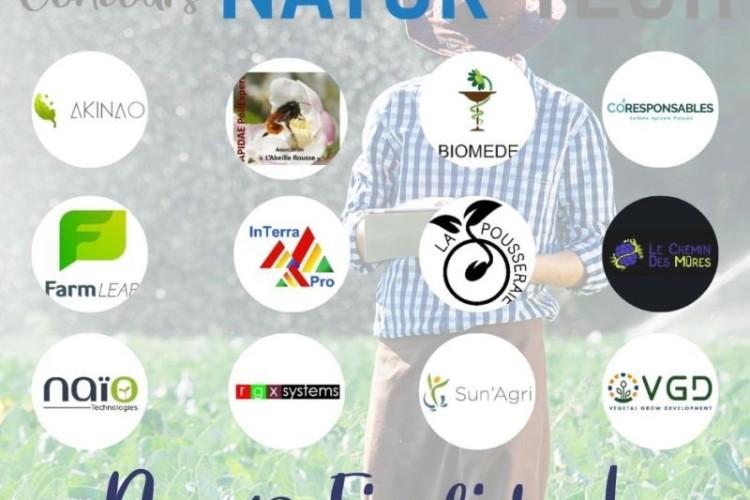VGD sélectionné par le jury technique du concours NaturTech