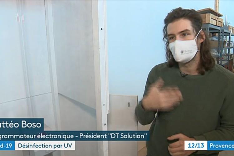DTS sur France3